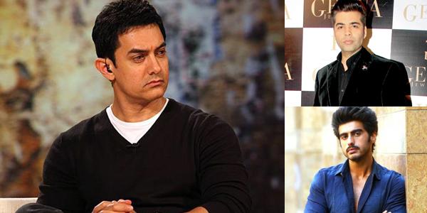 Aamir-Khan-Scolds-Karan-Johar-And-Arjun-Kapoor