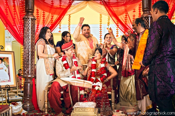 Image That Represents The Various Collections of Indian Wedding Rituals.